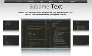 SublimeText